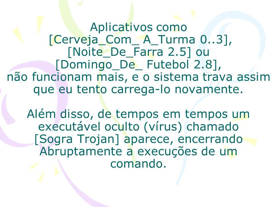 Aplicativos como [Cerveja_Com_ A_Turma 0. 3], [Noite_De_Farra 2
